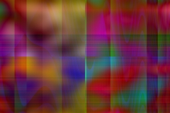 Computer Generated Abstract Artwork