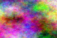 Illustration Qbist Colorful Plasma Abstract Background  _1