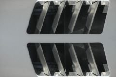 Louver Of High Speed Vehicle