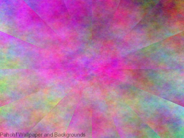 Stock Photo: Colorful Abstract pink blue illusion plasma painting