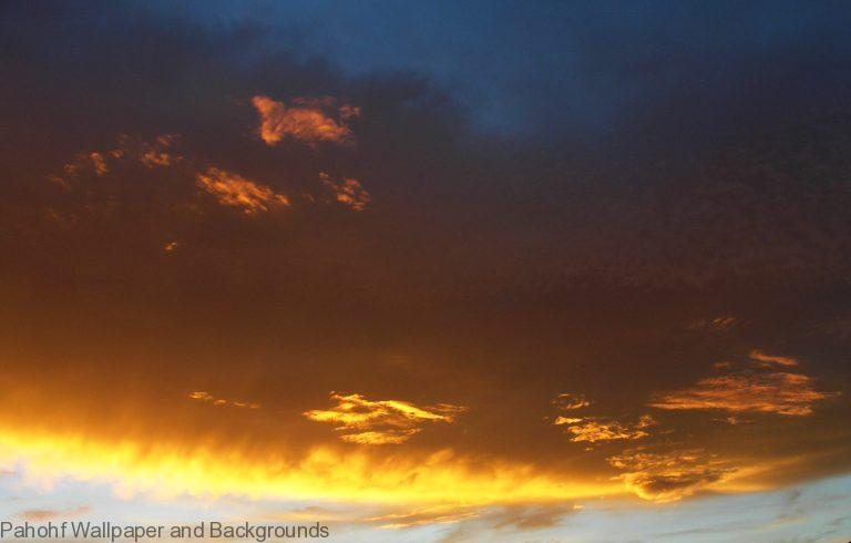 Sunset Tucson Arizona